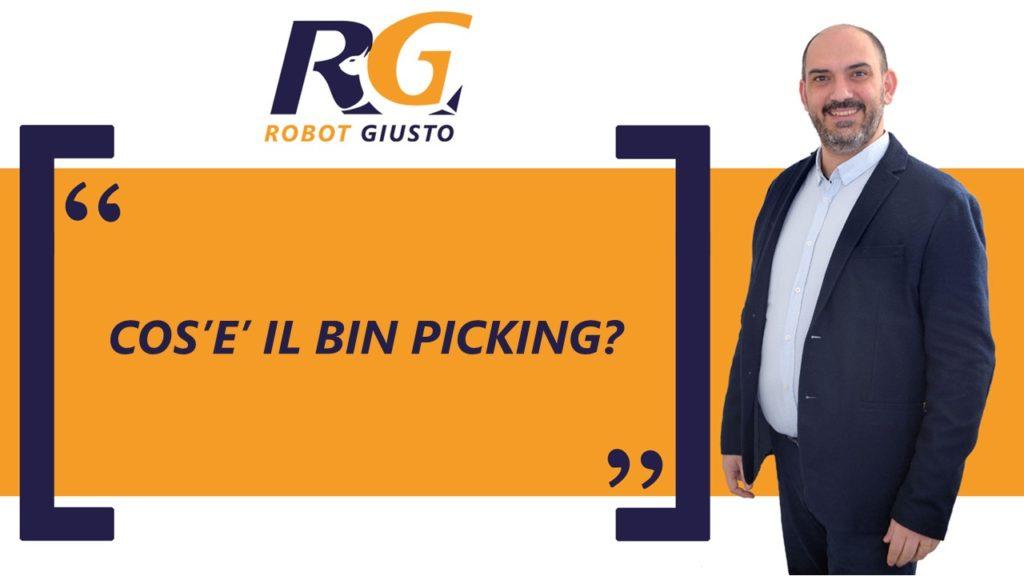 Bin picking