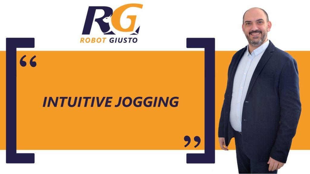 Intuitive jogging per robot industriali